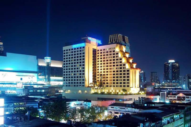 hotel near shopping mall bangkok,