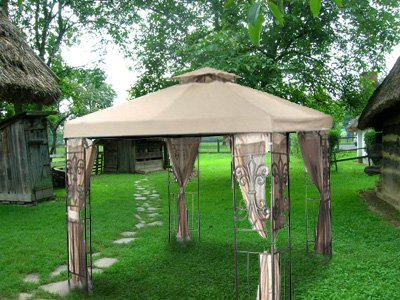 gazebo canopy replacement