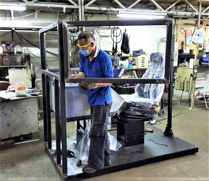 steel fabrication singapore,