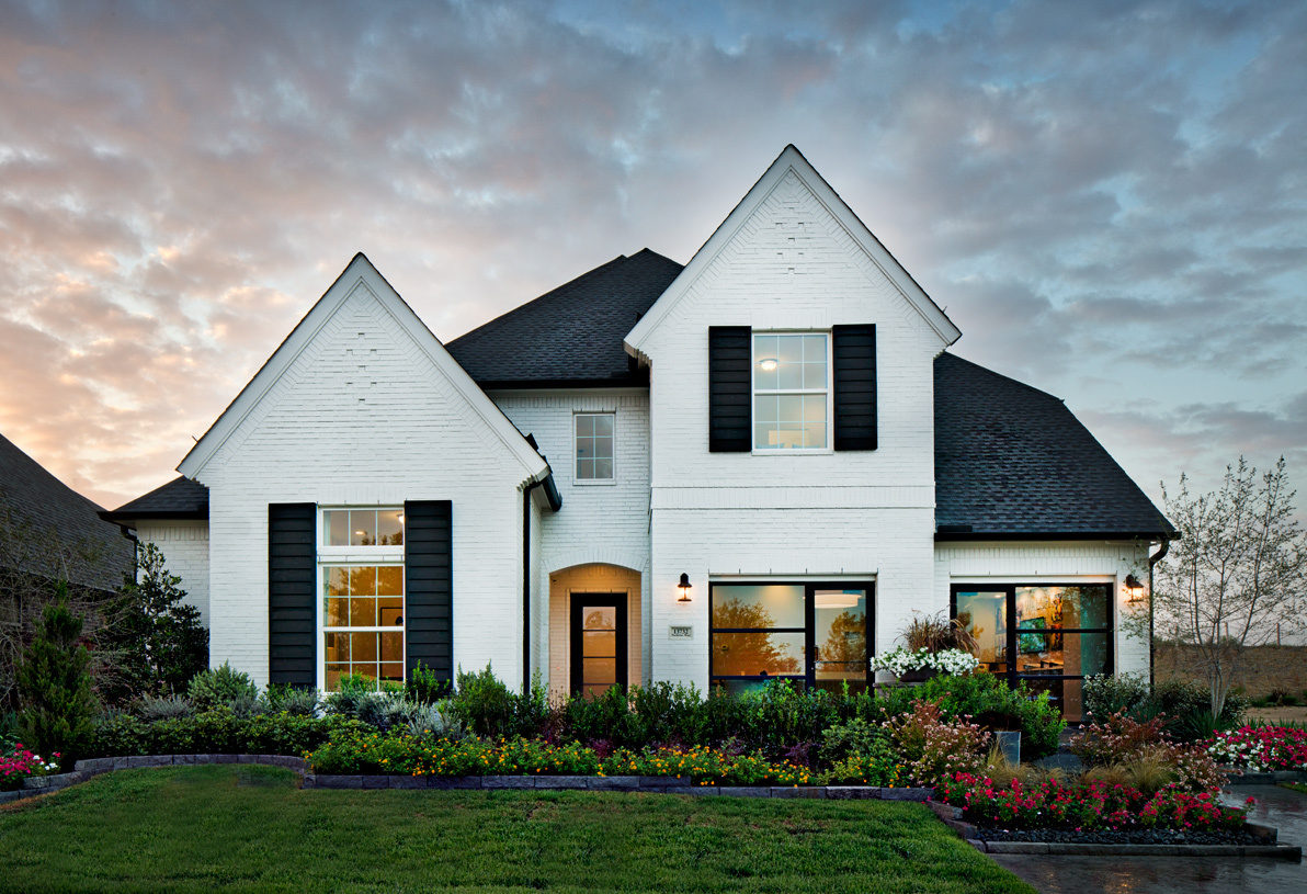 new build homes fort worth tx
