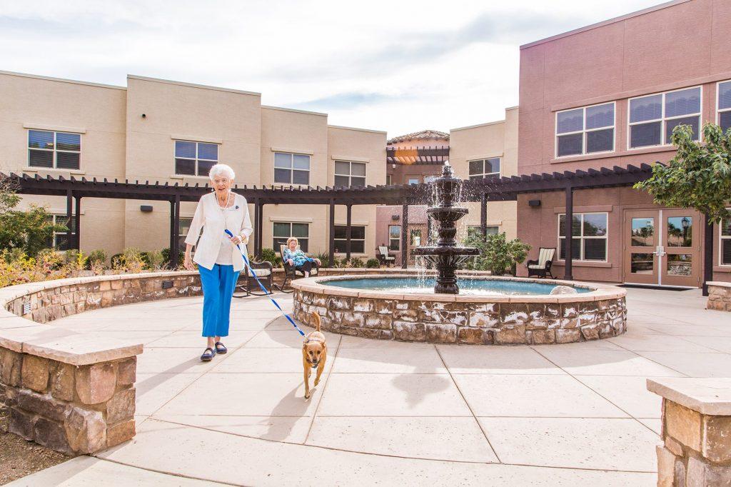 assisted living facilities MO