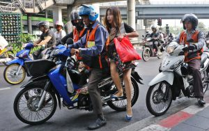 rent a bike in chiang mai