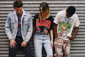 stylish T-shirts printed by the fabulous images