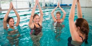 group swimming lessons for kids Singapore